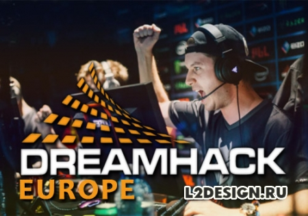 Турнир Dreamhack Europe по киберспорту